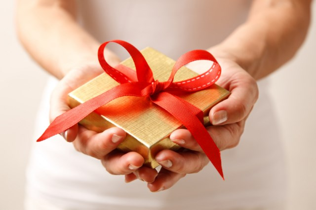 A gift for you: Early Booking Offer