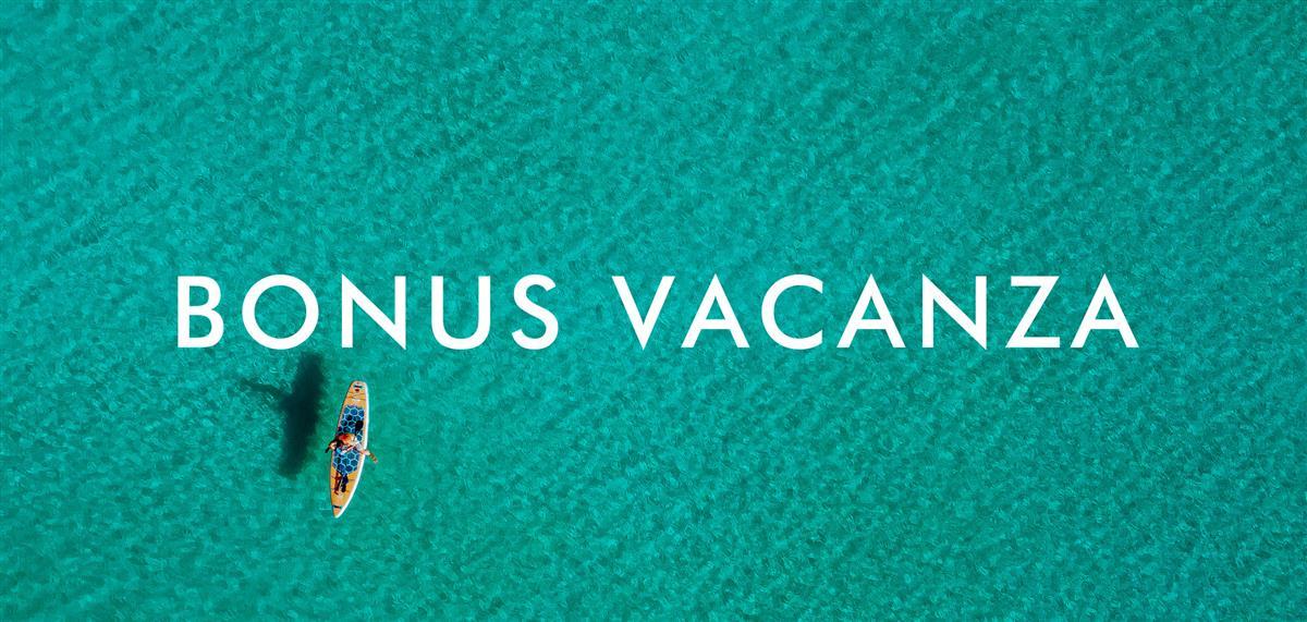 Offerte con Bonus Vacanza