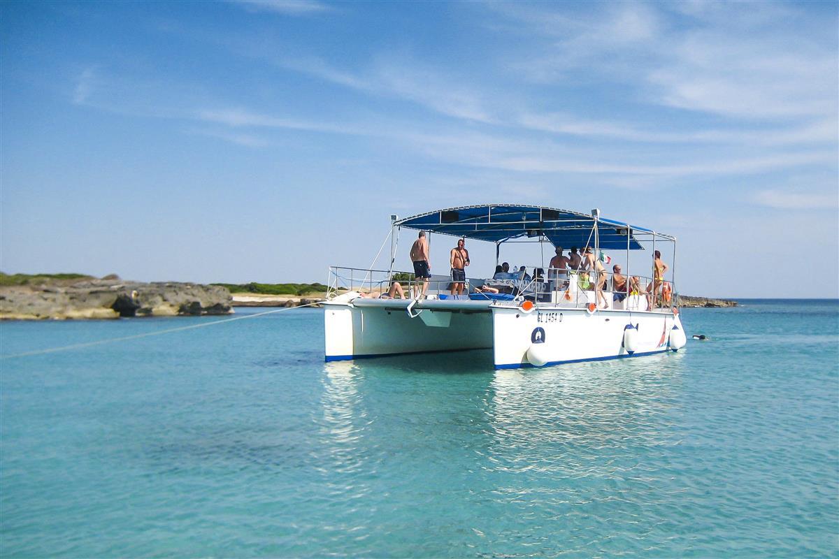 Escursione e Minicrociera in Catamarano - Porto Cesareo