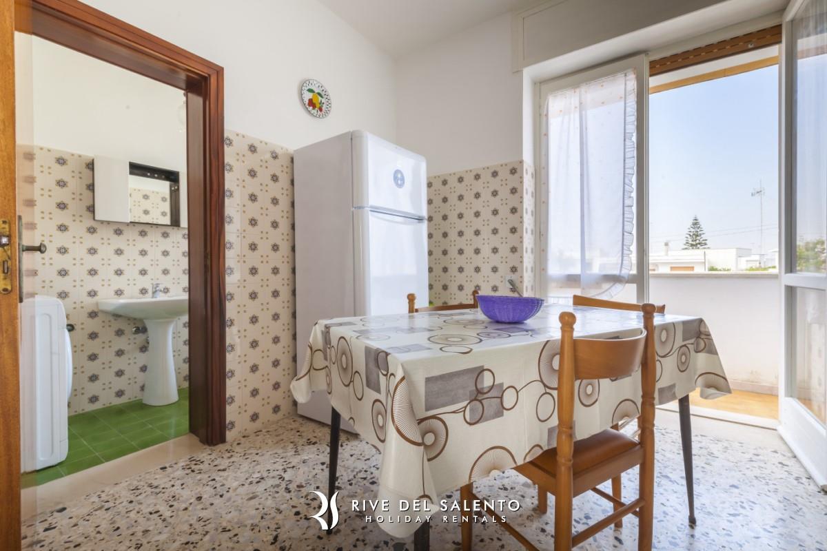 In affitto casa vacanza a San Foca in Salento